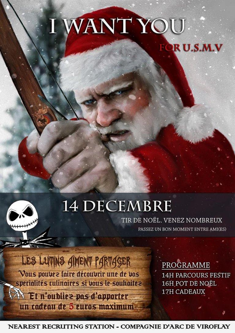 Tir de Noël 2013