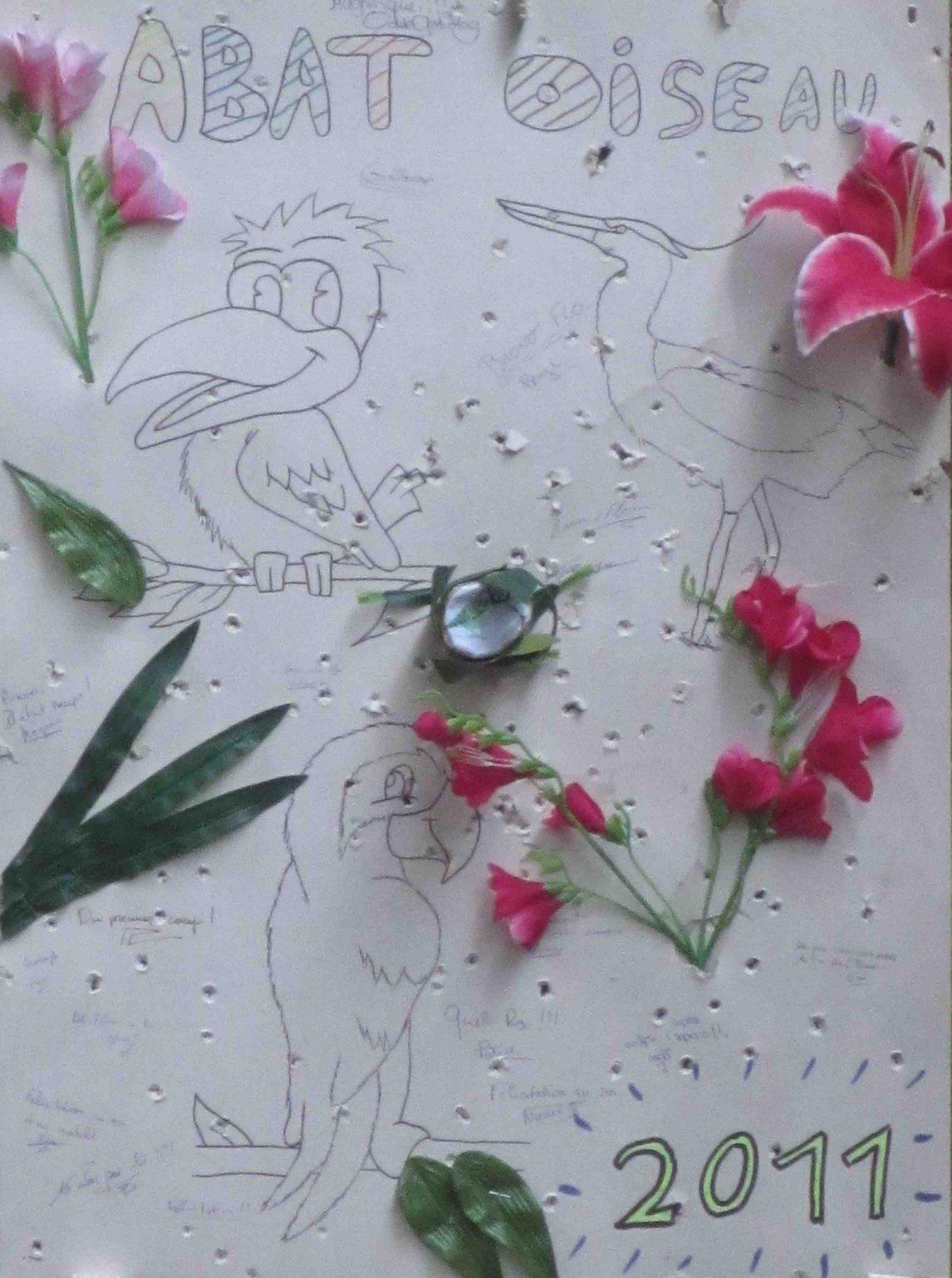 Abat Oiseau 2011